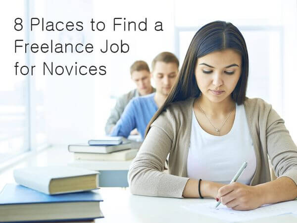 8 Places to Find a Freelance Job for Novices