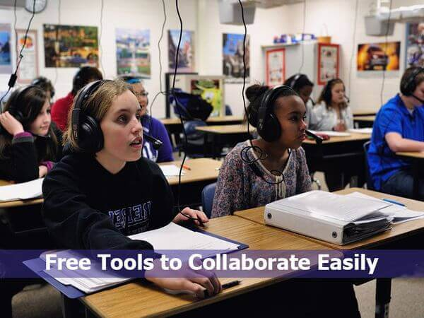 Free Tools to Collaborate Easily