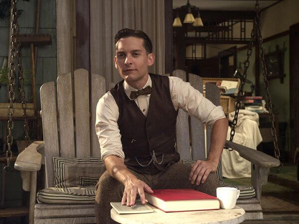 Character Analysis of Nick Carraway in The Great Gatsby